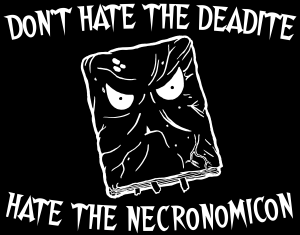 Don't Hate The Deadite shirt